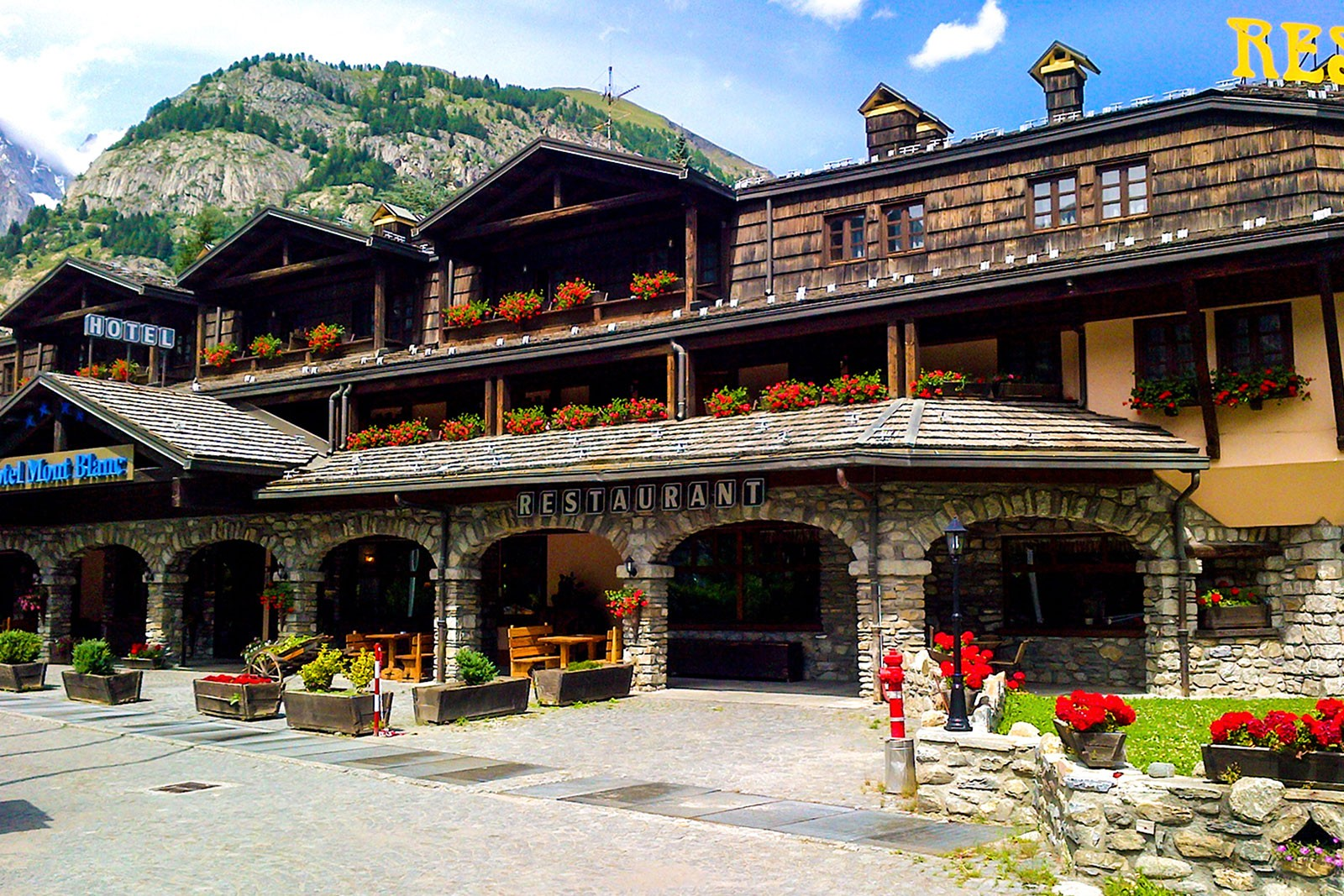 Estate INPSieme 2019 - Hotel Mont Blanc Courmayeur