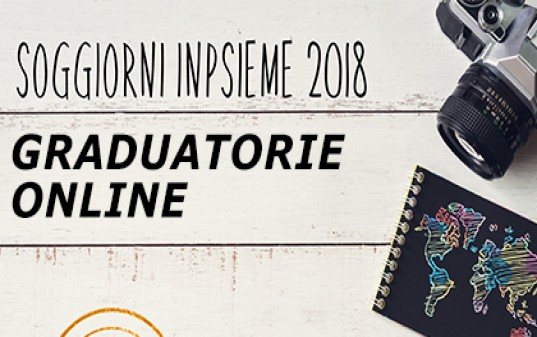 Graduatorie Estate Inpsieme 2018