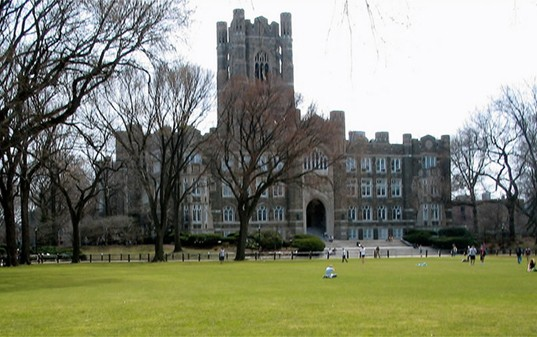 NEW YORK FORDHAM ROSE HILL CAMPUS