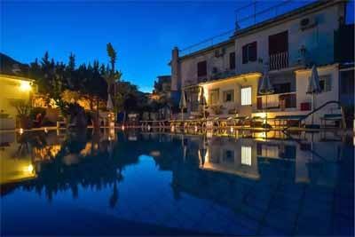 Hotel Charme La Villa Tina