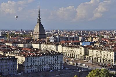 Torino: ciaaak.. si gira!