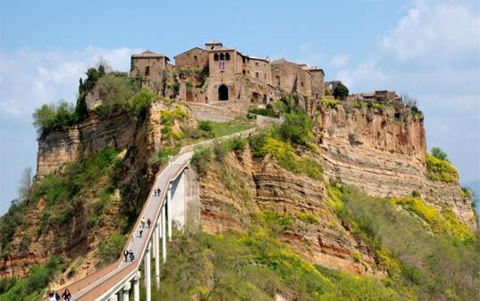 La terra degli Etruschi