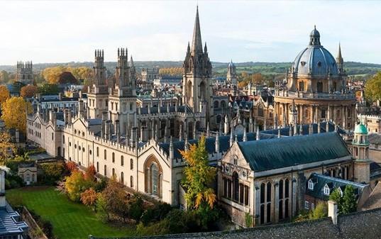 Oxford Summer Work