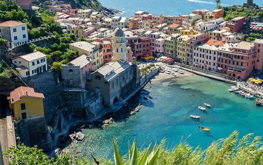 Le bellezze della Liguria…