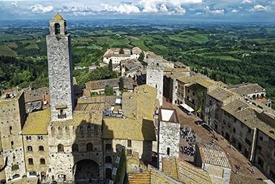 Archeologia e storia in Toscana
