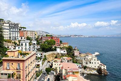Percorso del gusto in Campania