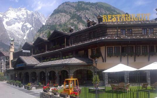 Hotel Mont Blanc ****