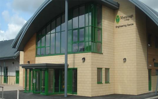 Lancaster Myerscough College