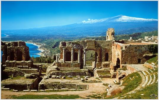Sicilia medievale tra borghi e sapori