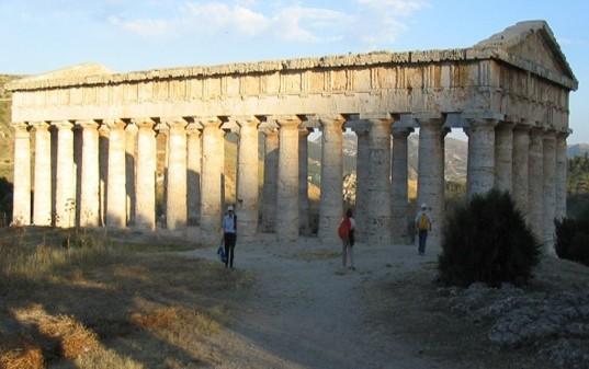 Itinerario turistico Sicilia Occidentale