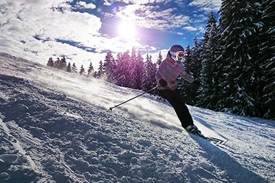 Settimana di sport e studio sulla neve